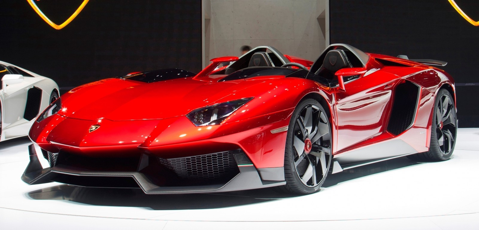 Hypercar Showcase - 2014 Lamborghini Aventador Trumped Only By Aventador J and Aventador Roadster 21