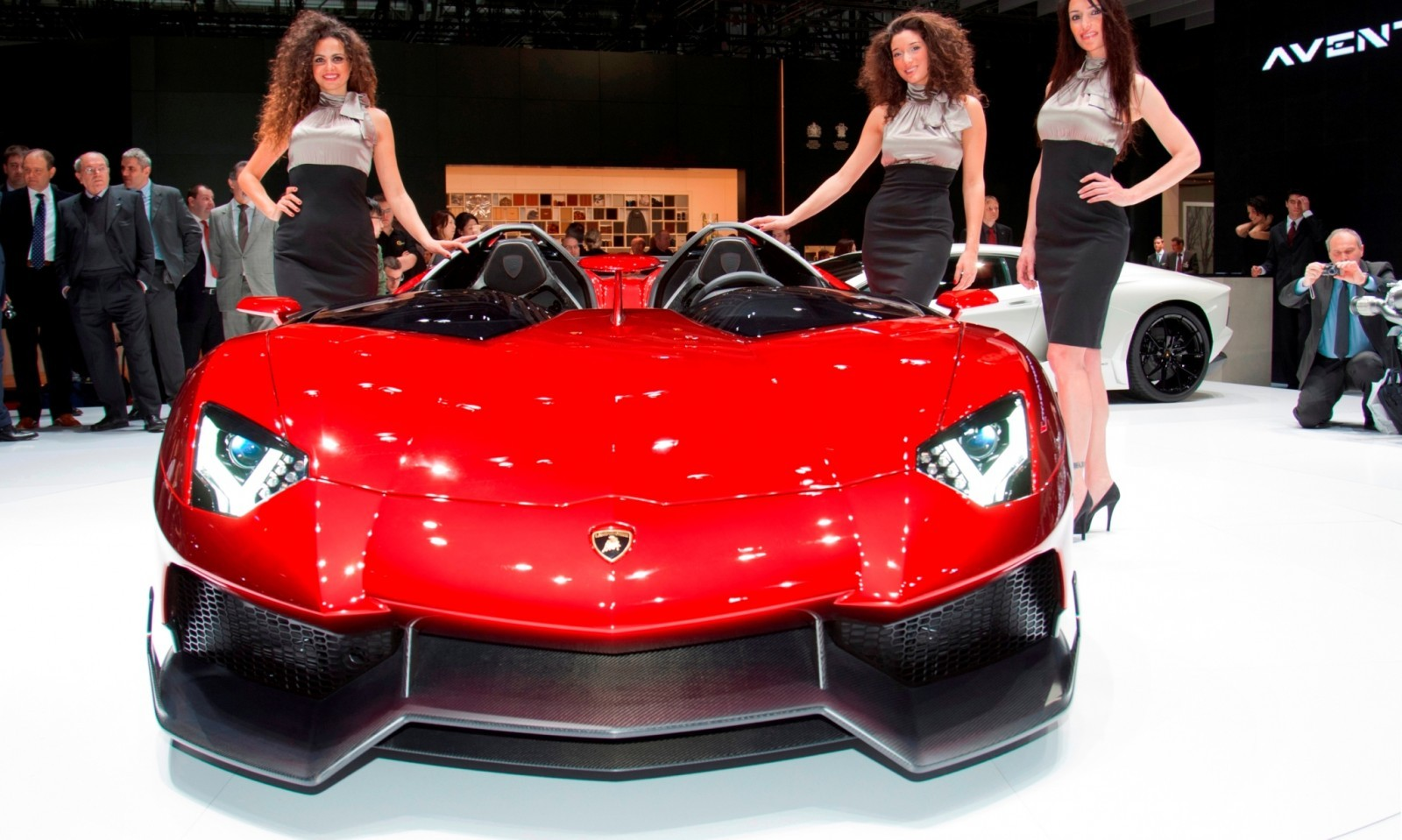 Hypercar Showcase - 2014 Lamborghini Aventador Trumped Only By Aventador J and Aventador Roadster 22