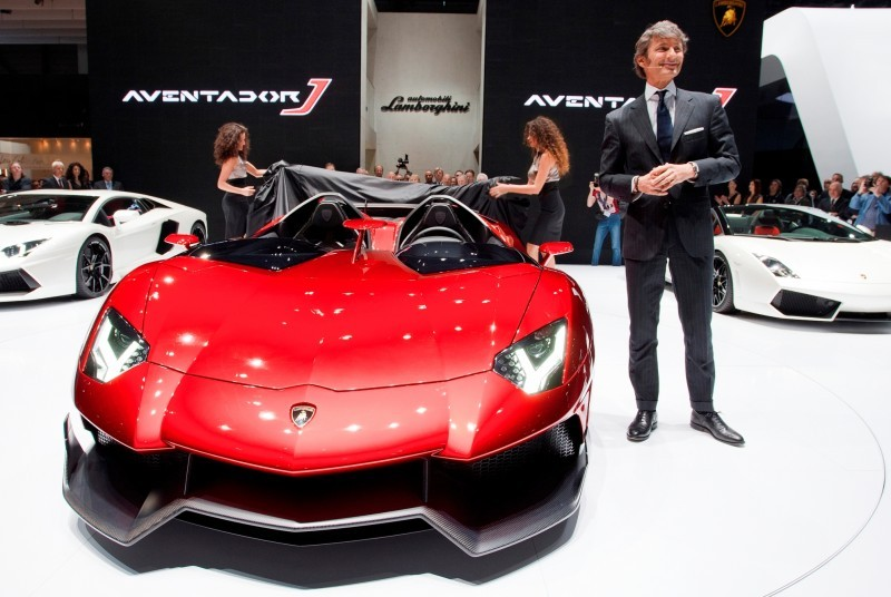 Hypercar Showcase - 2014 Lamborghini Aventador Trumped Only By Aventador J and Aventador Roadster 24