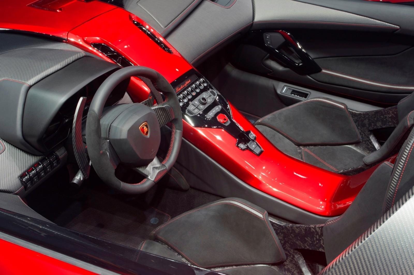 Hypercar Showcase - 2014 Lamborghini Aventador Trumped Only By Aventador J and Aventador Roadster 29