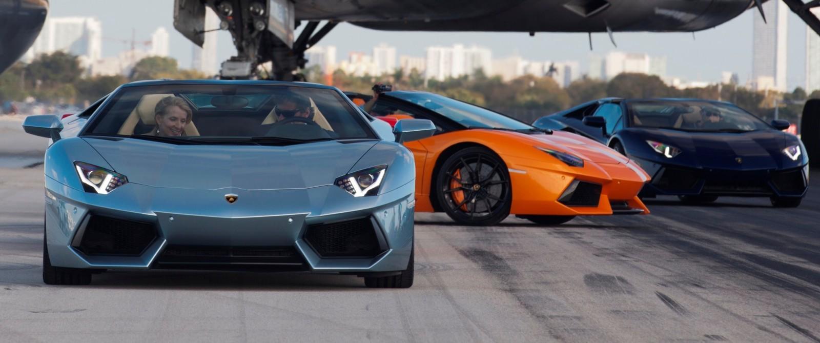 Hypercar Showcase - 2014 Lamborghini Aventador Trumped Only By Aventador J and Aventador Roadster 34
