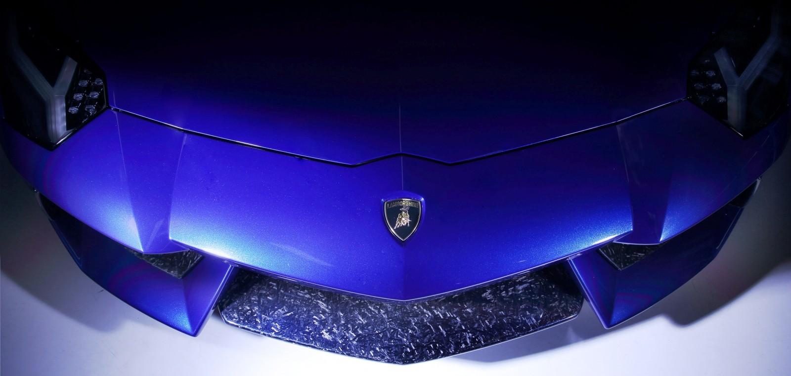 Hypercar Showcase - 2014 Lamborghini Aventador Trumped Only By Aventador J and Aventador Roadster 35