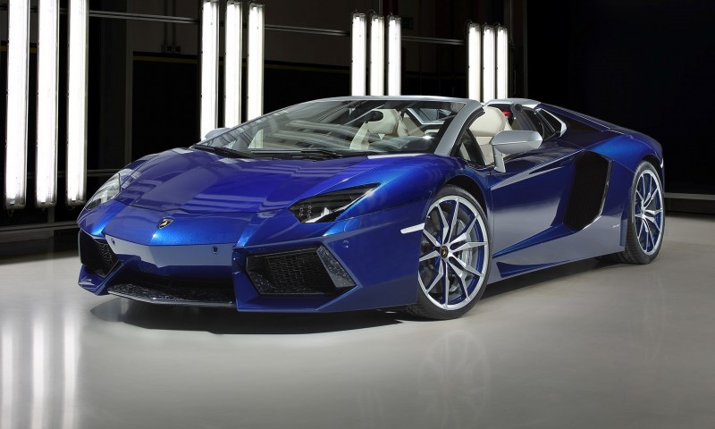 Hypercar Showcase - 2014 Lamborghini Aventador Trumped Only By Aventador J and Aventador Roadster 36