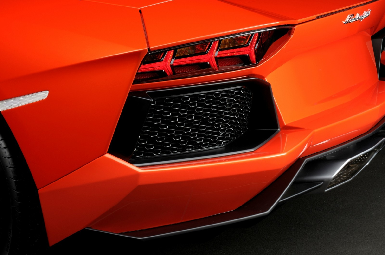 Hypercar Showcase - 2014 Lamborghini Aventador Trumped Only By Aventador J and Aventador Roadster 5