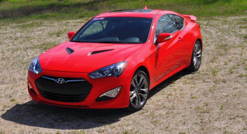 Hyundai Genesis Coupe GIF3