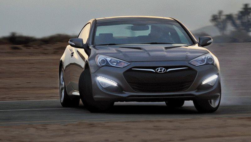 Hyundai Genesis Coupe GIF6