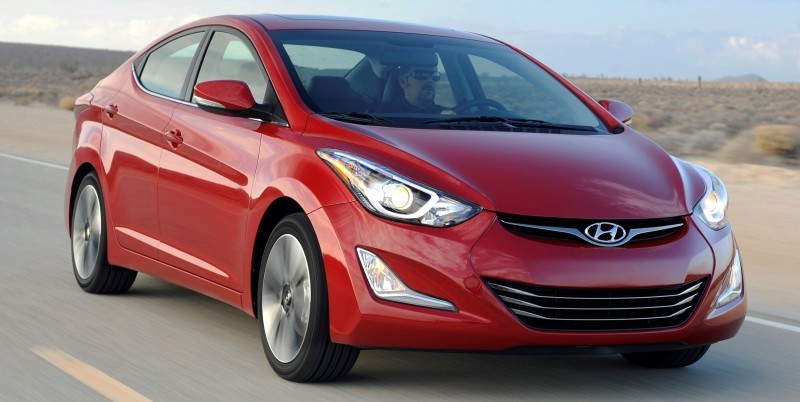 Hyundai Genesis, Elantra and Accent Score Segment-Best Initial Quality Awards from JD Power 6