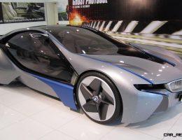 2017 BMW i6 Is Hiding in Plain Sight: 2009 BMW Vision EfficientDynamics Teased LWB i8