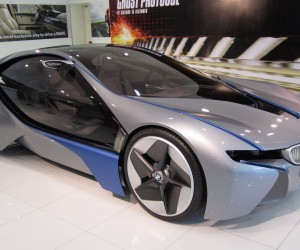 2017 BMW i6 Is Hiding in Plain Sight: 2009 BMW Vision ...