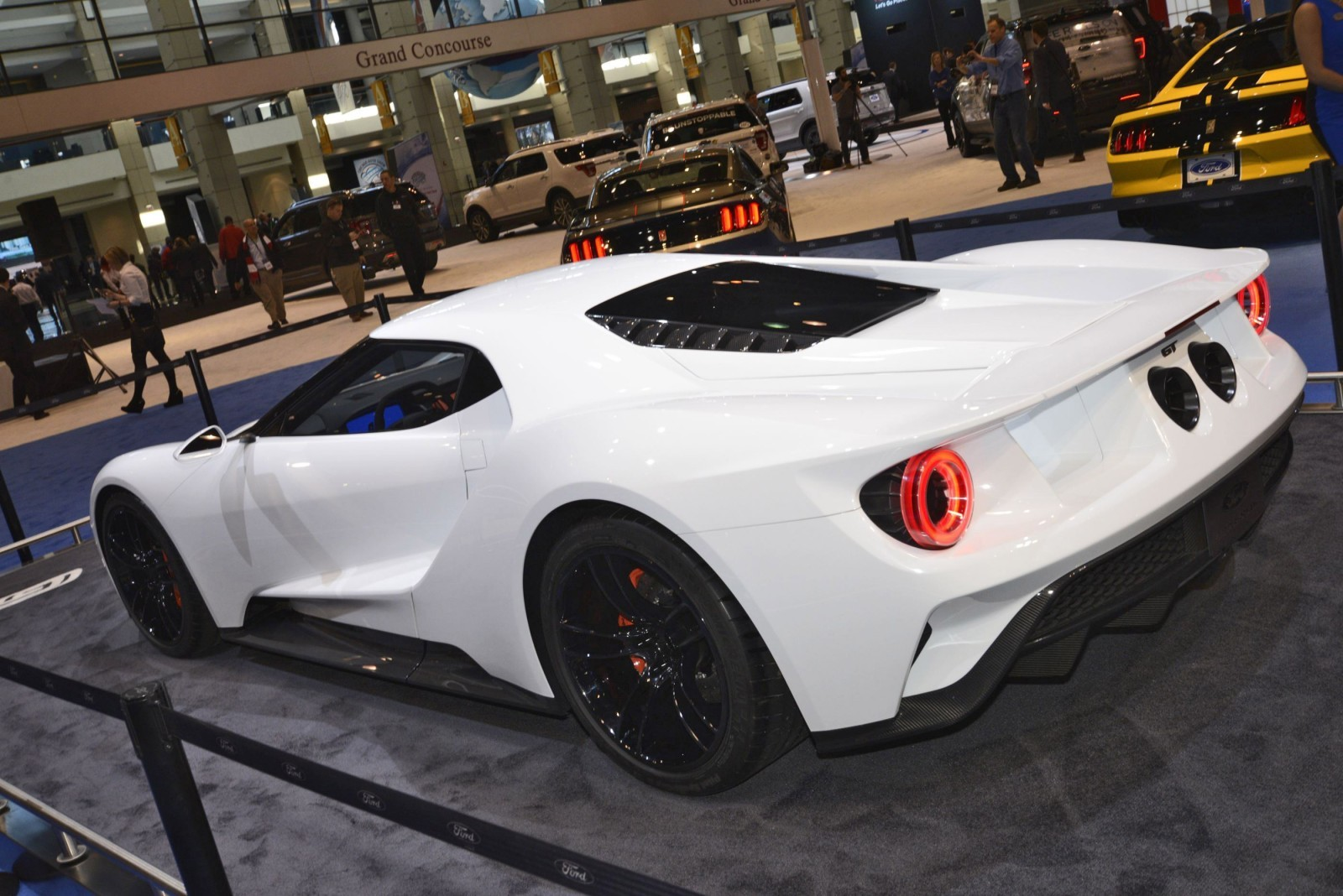 2016 Chicago Auto Show - MEGA GALLERY - PART ONE - The Cars