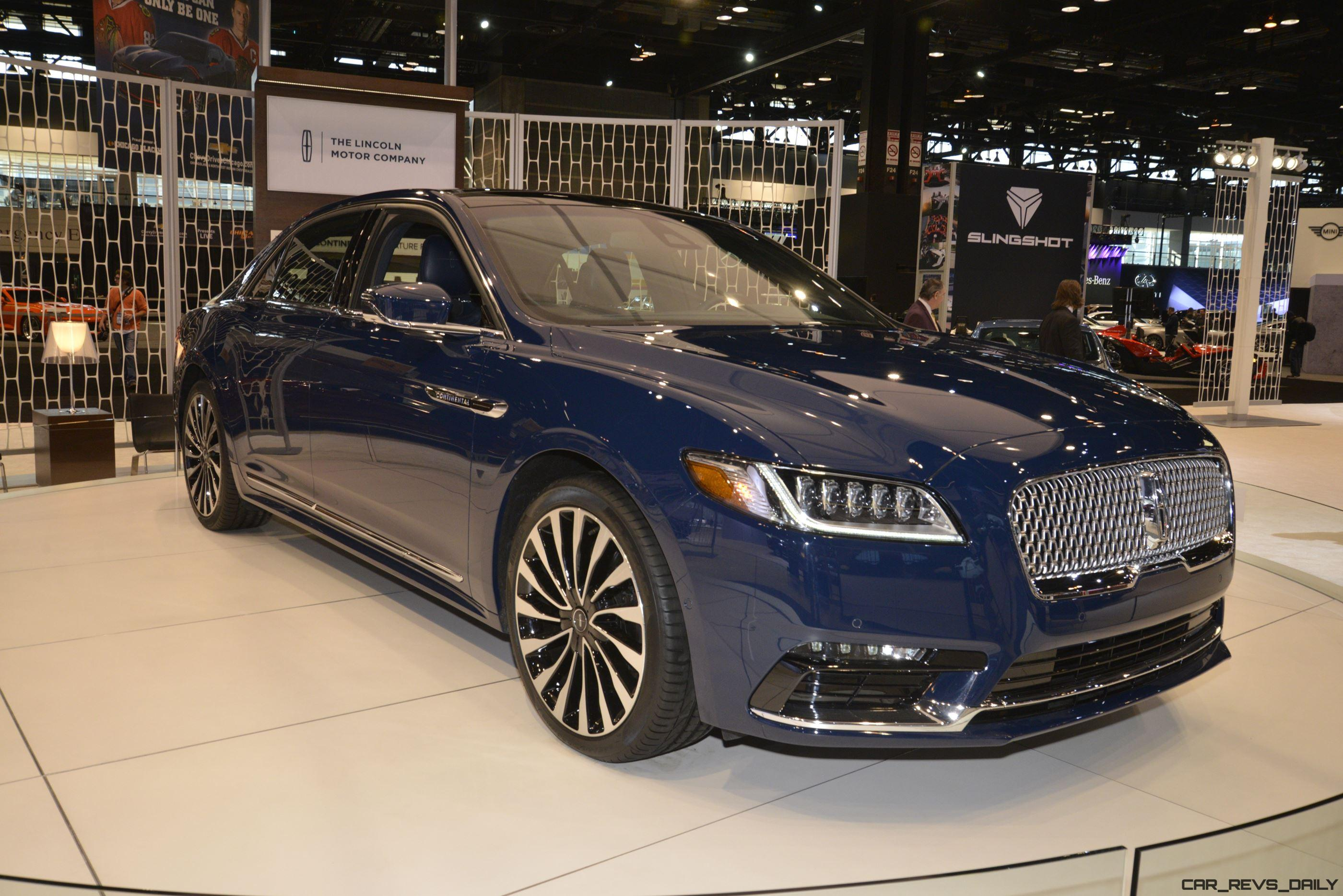 2016 Chicago Auto Show – MEGA GALLERY – PART ONE – The ...