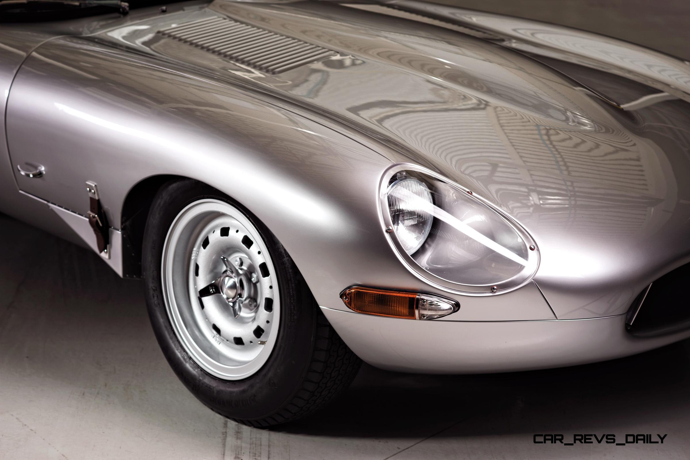 2014 Jaguar Lightweight E Type Full Details Revealed