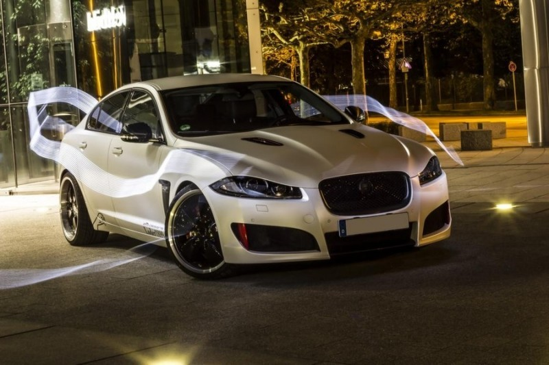 JAGUAR XF by 2M Designs Shows How To Personalize a Jag With Class 1