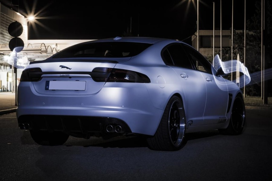JAGUAR XF by 2M Designs Shows How To Personalize a Jag With Class 4