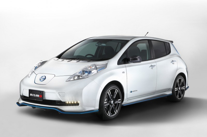 JDM Nissan Leaf Offers NISMO Accessories, ECU Reflash for Extra Power 1
