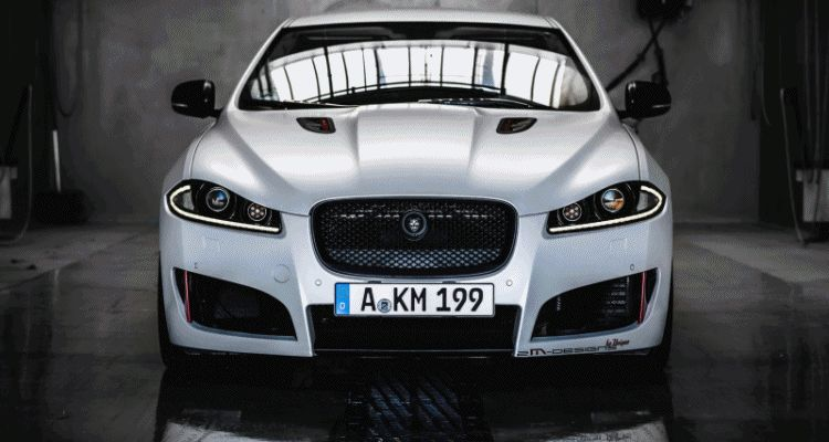 Jaguar XF by 2M Designs GIF header1