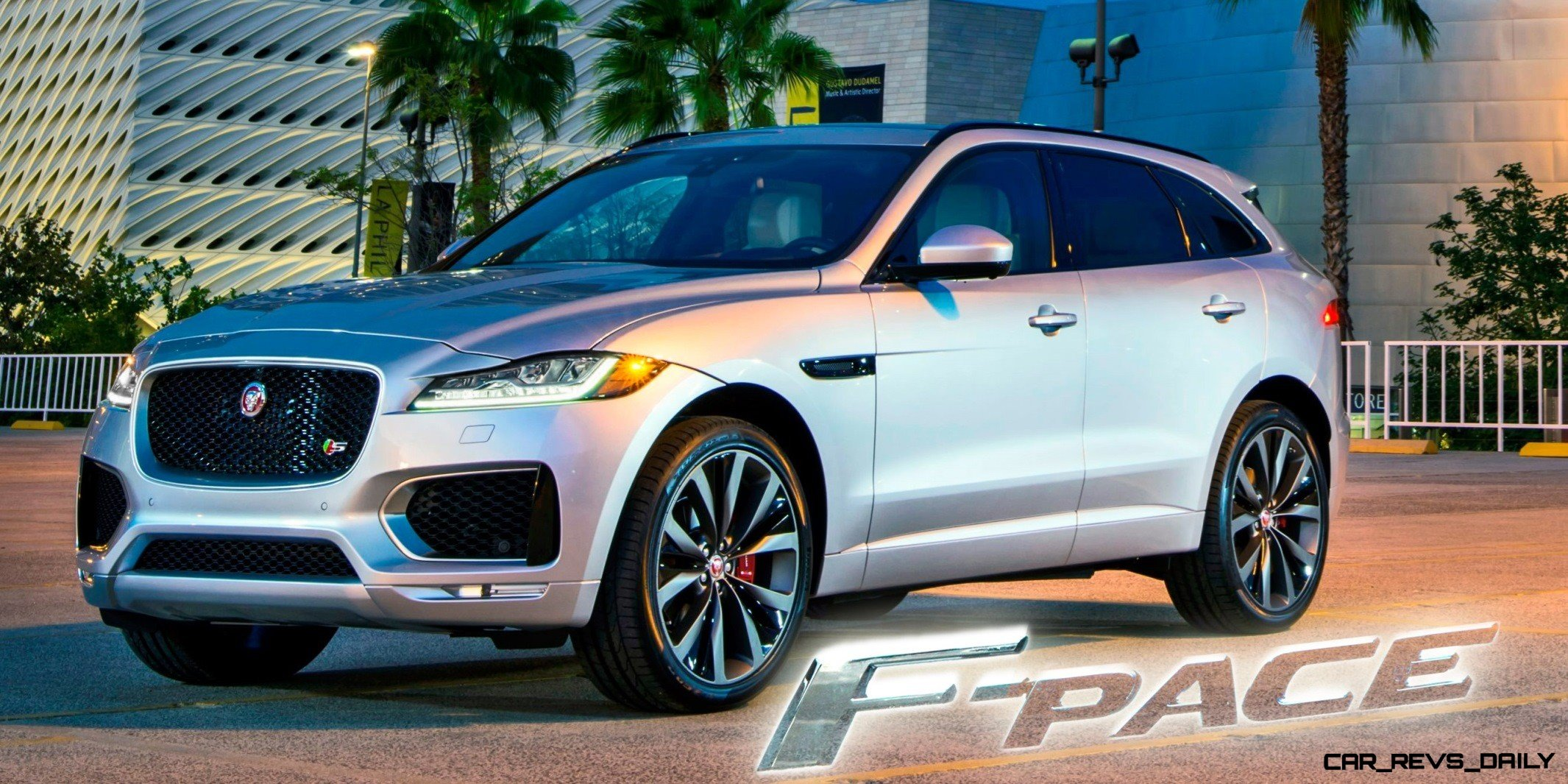 5 1s 2017 Jaguar F Pace Suv Usa Photos Colors Wheels Visualizer And Pricing From 42k