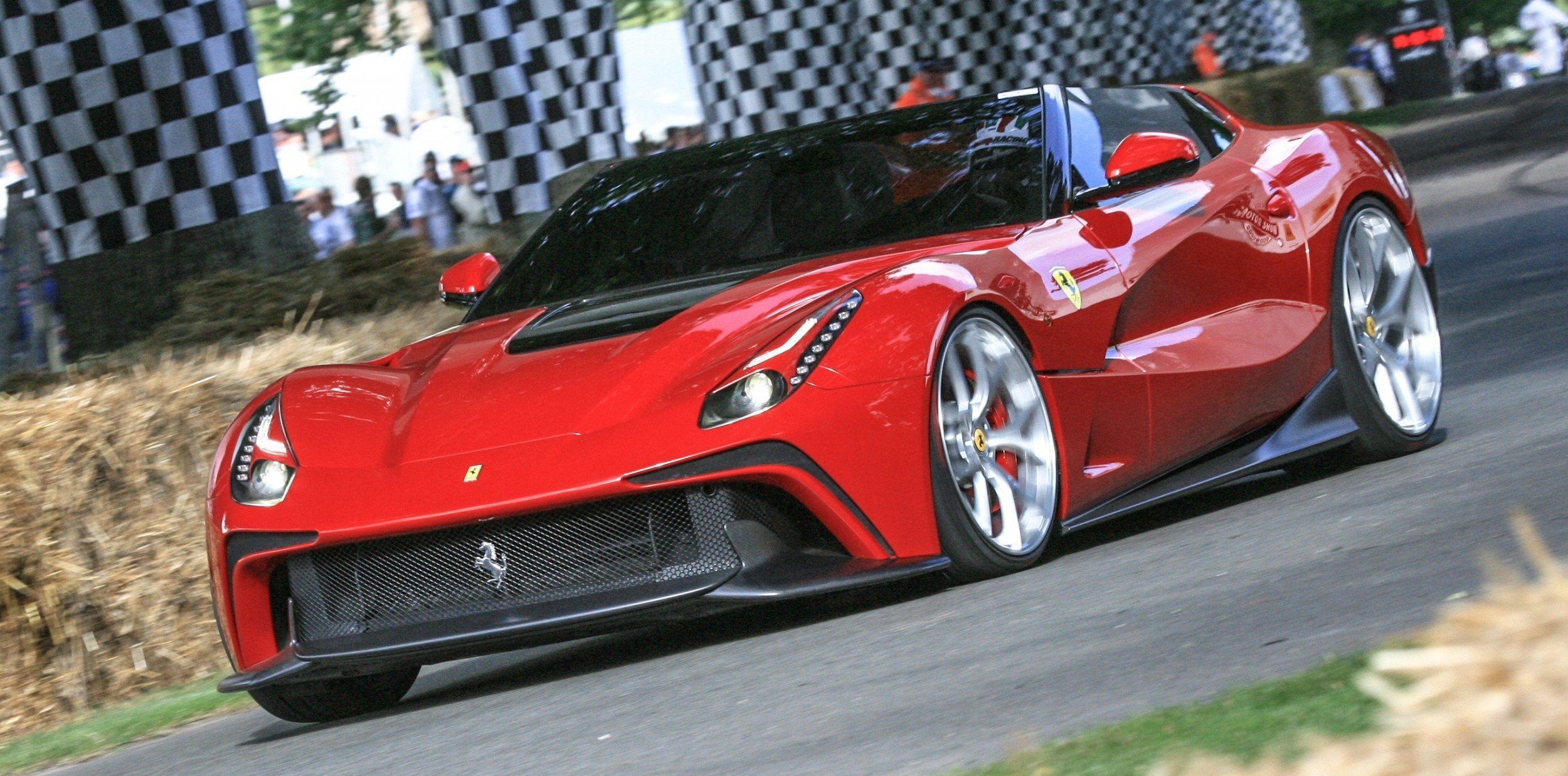 31s 2015 ferrari f60 america is 10 copy f12 spyder celebrating 60 jay kays green laferrari and f12 trs spyder cause deadly fanboy riots at 2014 goodwood fos15 vanachro Image collections