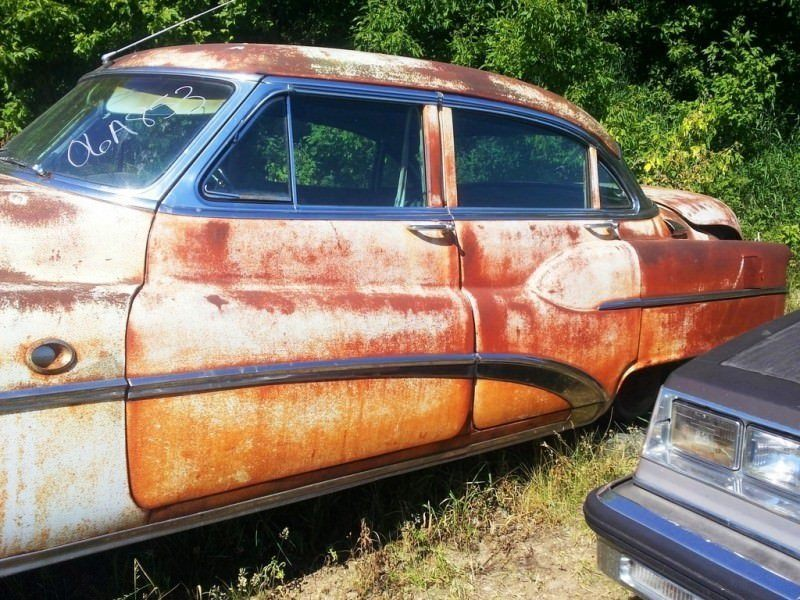 Junkyard Jems - Americana - 1961 Thunderbird, New Yorker, Mustangs and Rusty Tractors 20