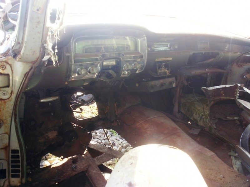 Junkyard Jems - Americana - 1961 Thunderbird, New Yorker, Mustangs and Rusty Tractors 35