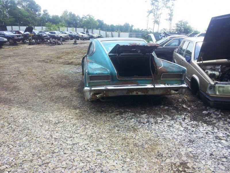 Junkyard Jems - Americana - 1961 Thunderbird, New Yorker, Mustangs and Rusty Tractors 7