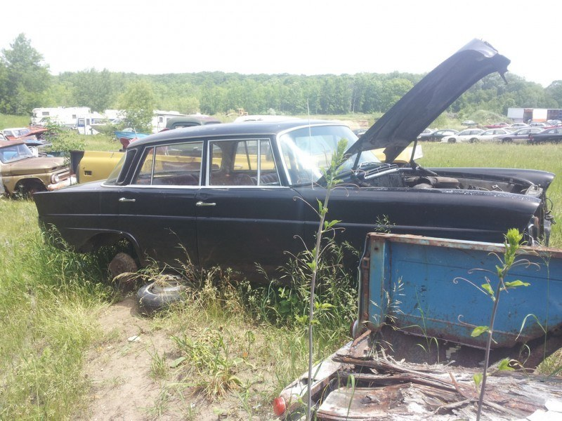 Junkyard Jems - The Europeans - Saab, Opel, Triumph, Mercedes, Fiat, Alfa, MG, BMW... and Lada 51