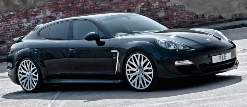 KAHN Design Upgrades - 2010-2014 Porsche Panamera Super Sport Wide Track 1
