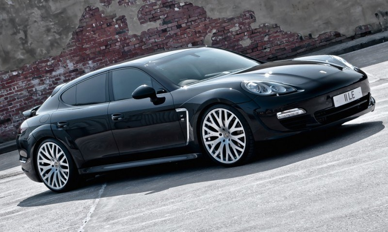 KAHN Design Upgrades - 2010-2014 Porsche Panamera Super Sport Wide Track 10
