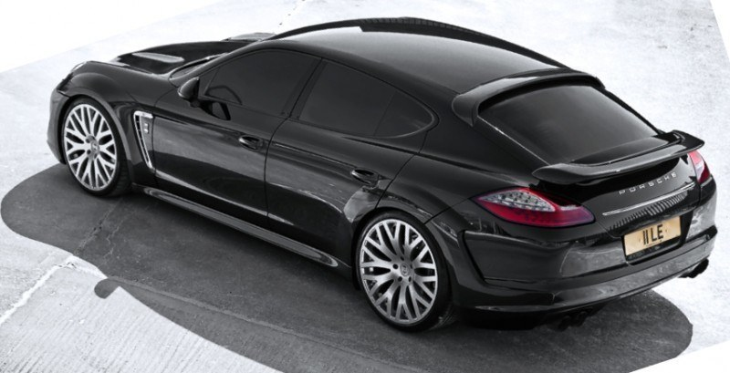 KAHN Design Upgrades - 2010-2014 Porsche Panamera Super Sport Wide Track 11