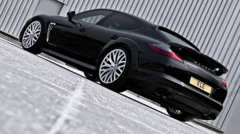 KAHN Design Upgrades - 2010-2014 Porsche Panamera Super Sport Wide Track 12