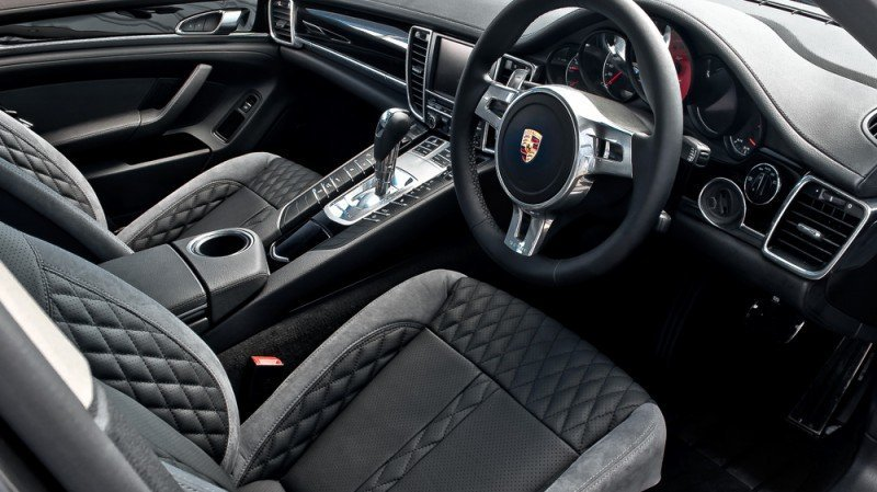 KAHN Design Upgrades - 2010-2014 Porsche Panamera Super Sport Wide Track 4