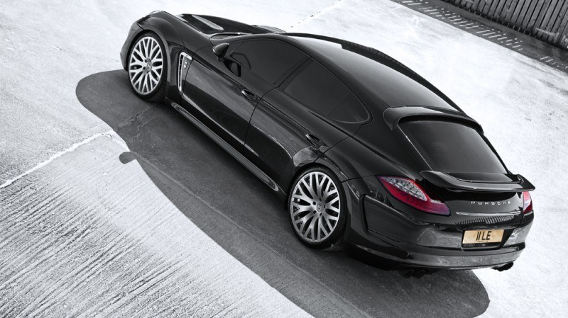 KAHN Design Upgrades - 2010-2014 Porsche Panamera Super Sport Wide Track 5