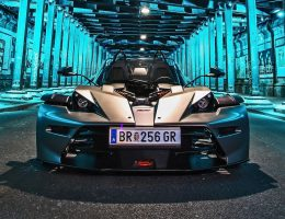 2016 KTM X-Bow GT Delivers Helmet-Free Thrills Thanks to WIMMER RST