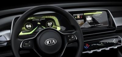 Kia Telluride Concept SUV 1
