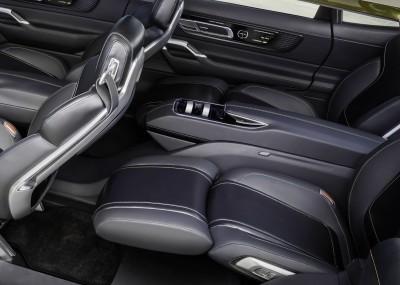 Kia Telluride Concept SUV 10