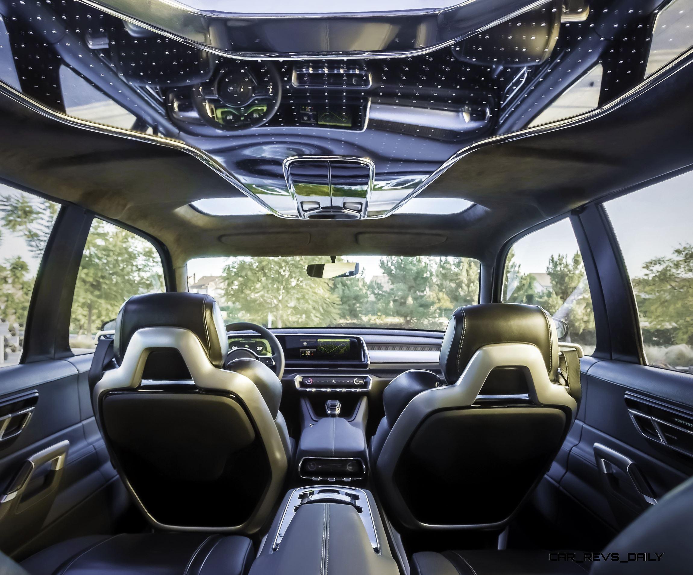 7 Passenger Suv >> 2016 Kia TELLURIDE Concept - LWB SUV Brings 7-Seat Chalet ...