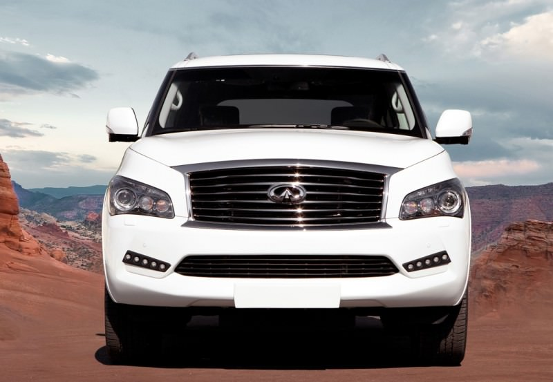 LARTE Design Arrives in California! INFINITI QX80 Customs Are Scary-Cool With 3 Levels of Upgade Kits Offered 35