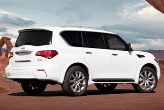 LARTE Design Arrives in California! INFINITI QX80 Customs Are Scary-Cool With 3 Levels of Upgade Kits Offered 37