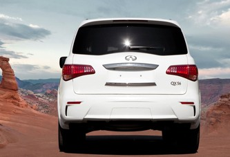 LARTE Design Arrives in California! INFINITI QX80 Customs Are Scary-Cool With 3 Levels of Upgade Kits Offered 38
