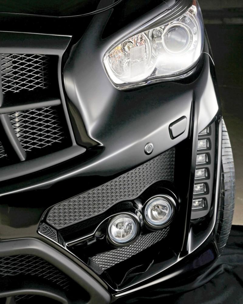 LARTE Design INFINITI QX60 19