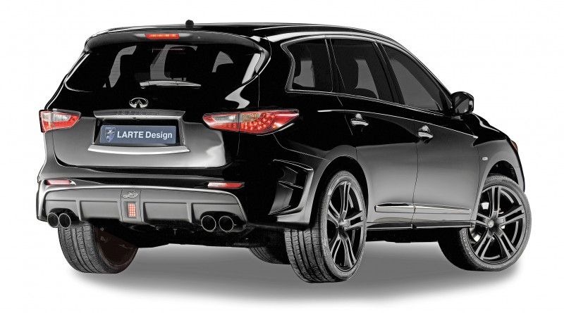 Car Shield Prices >> LARTE Design INFINITI QX60 Is Completely Transformed into Gorgeous Performance SUV