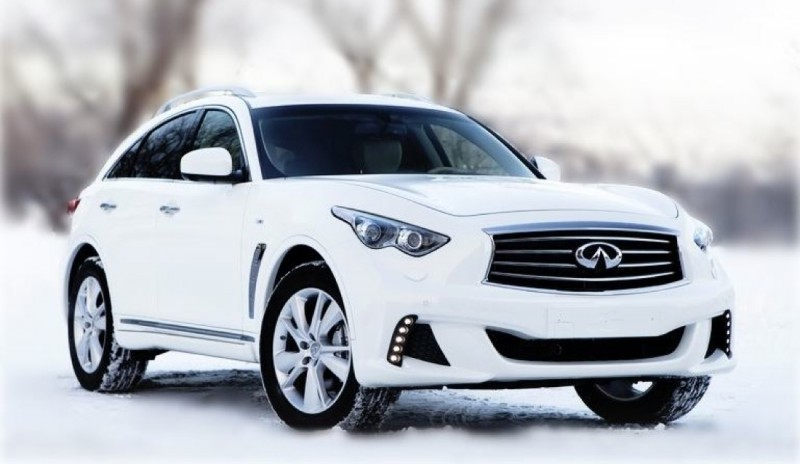 LARTE Design INFINITI QX70 Is Mad-Fast, Mad-Sexy SUV Upgrade Program 22