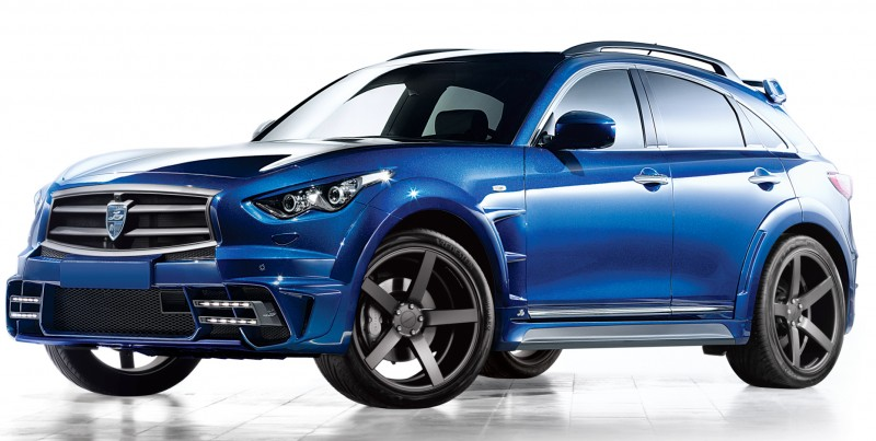 LARTE-Design-INFINITI-QX70-Is-Mad-Fast,-Mad-Sexy-SUV-Upgrade-Program-27