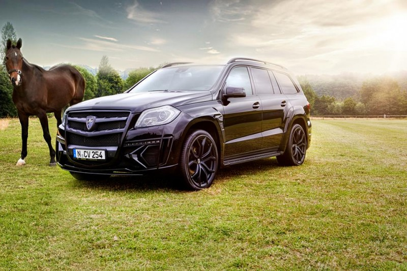 LARTE Design for Mercedes-Benz GL-Class Might Be Their Best Work Yet 10