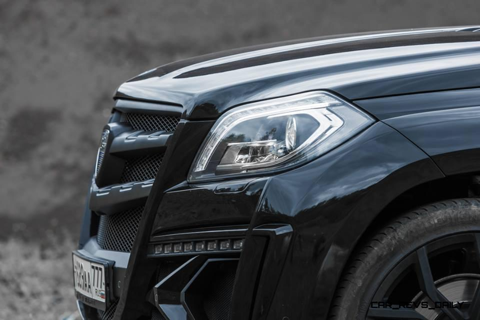 LARTE Design for Mercedes-Benz GL-Class Might Be Their Best Work Yet 11