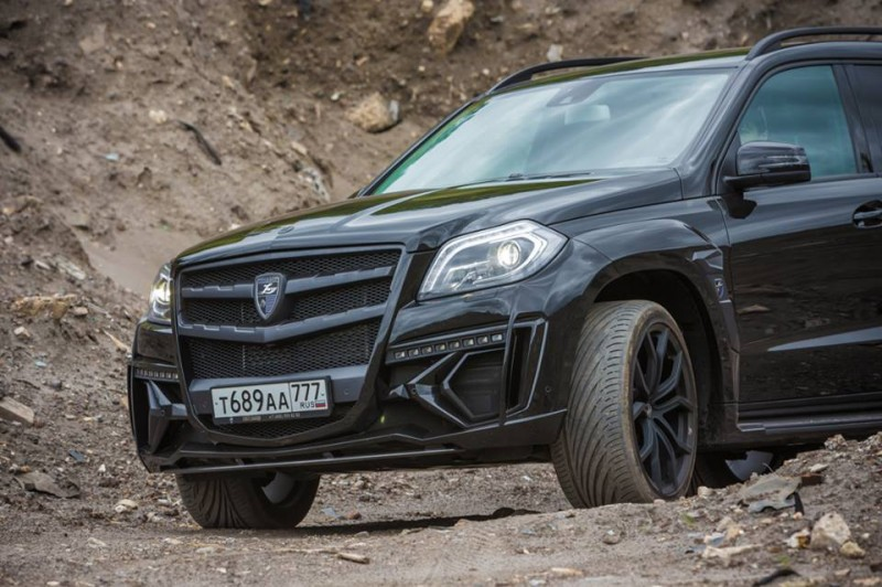 LARTE Design for Mercedes-Benz GL-Class Might Be Their Best Work Yet 18