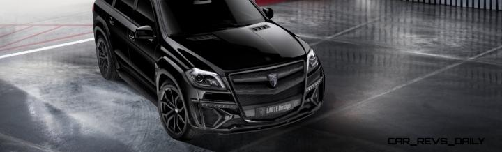 LARTE Design for Mercedes-Benz GL-Class Might Be Their Best Work Yet 20