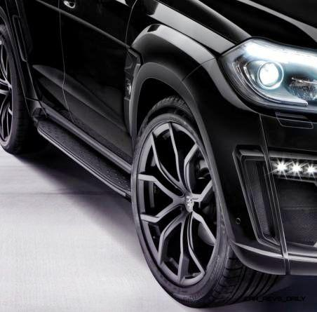 LARTE Design for Mercedes-Benz GL-Class Might Be Their Best Work Yet 24