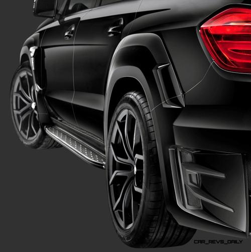 LARTE Design for Mercedes-Benz GL-Class Might Be Their Best Work Yet 25