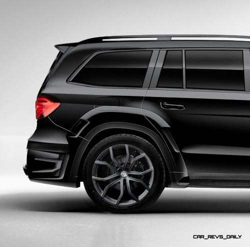 LARTE Design for Mercedes-Benz GL-Class Might Be Their Best Work Yet 26